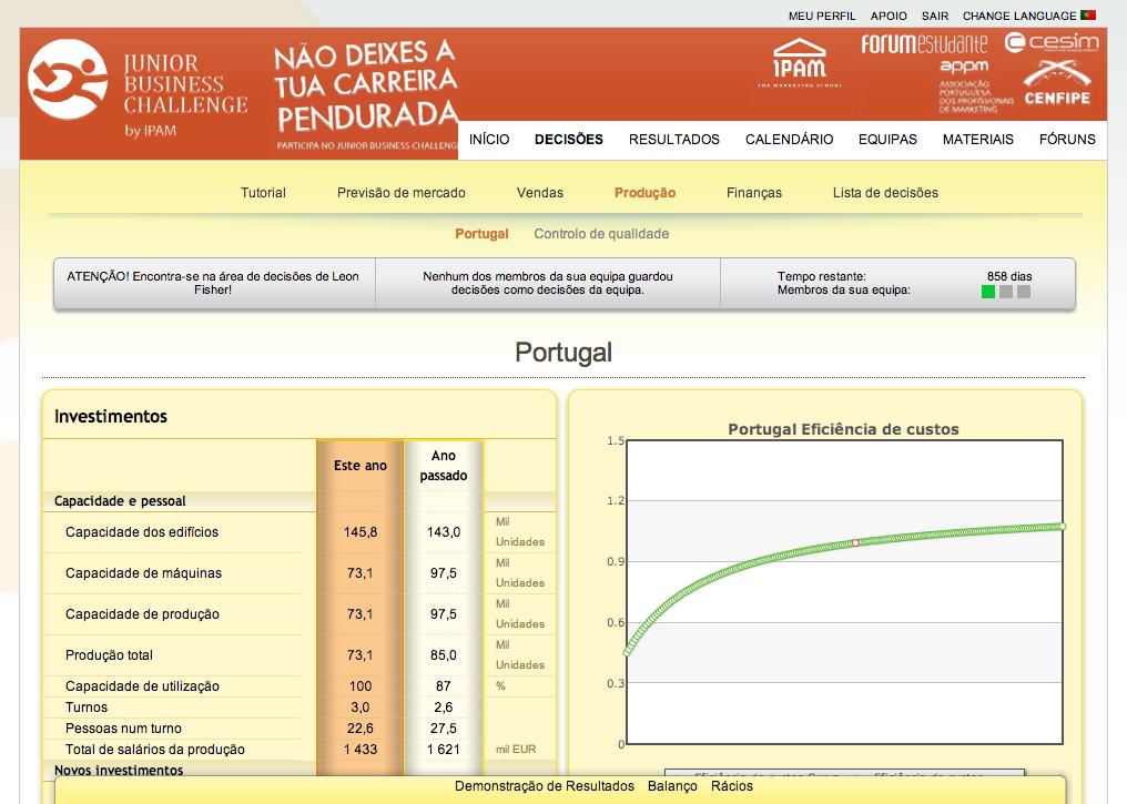 Cesim Business Simulations IPAM