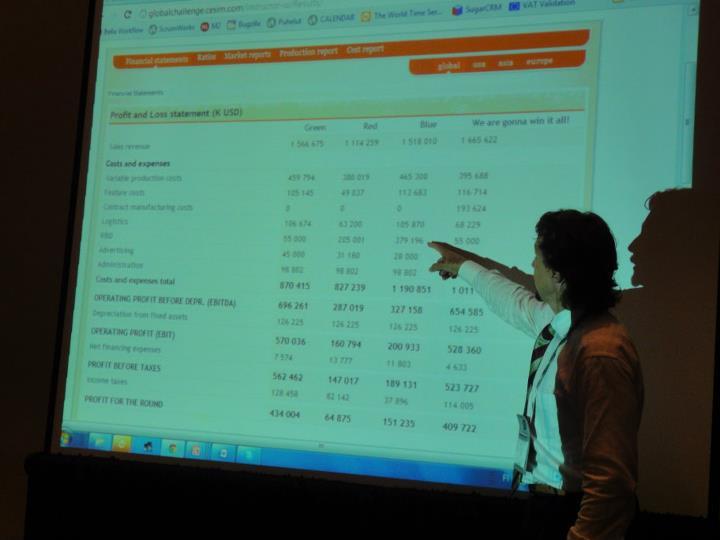 Effective Simulation Teaching Strategies