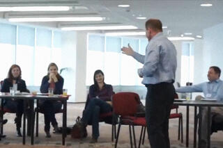 Graeme Kirkup - Corporate training