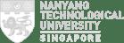 Nanyang TU logo horizontal light gray