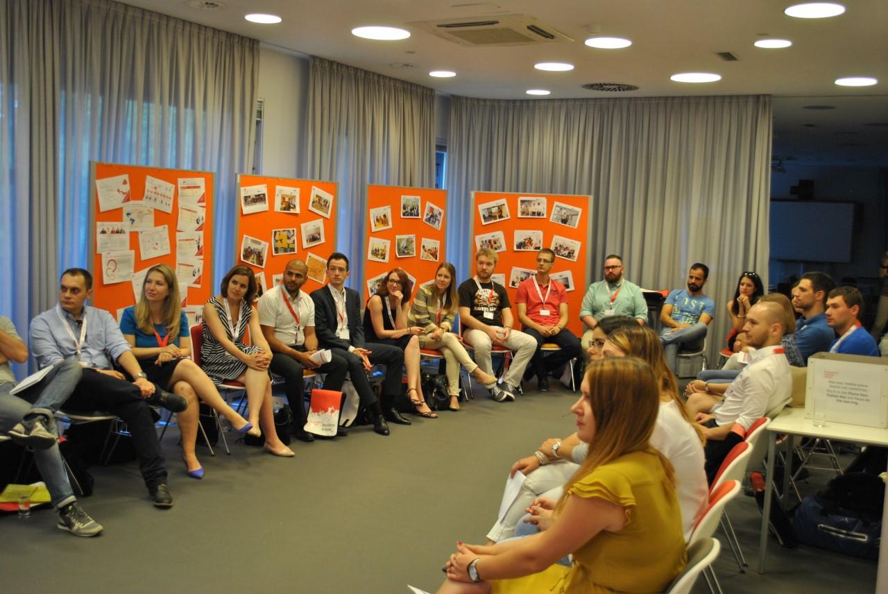 Telekom Austria Group Young Potentials