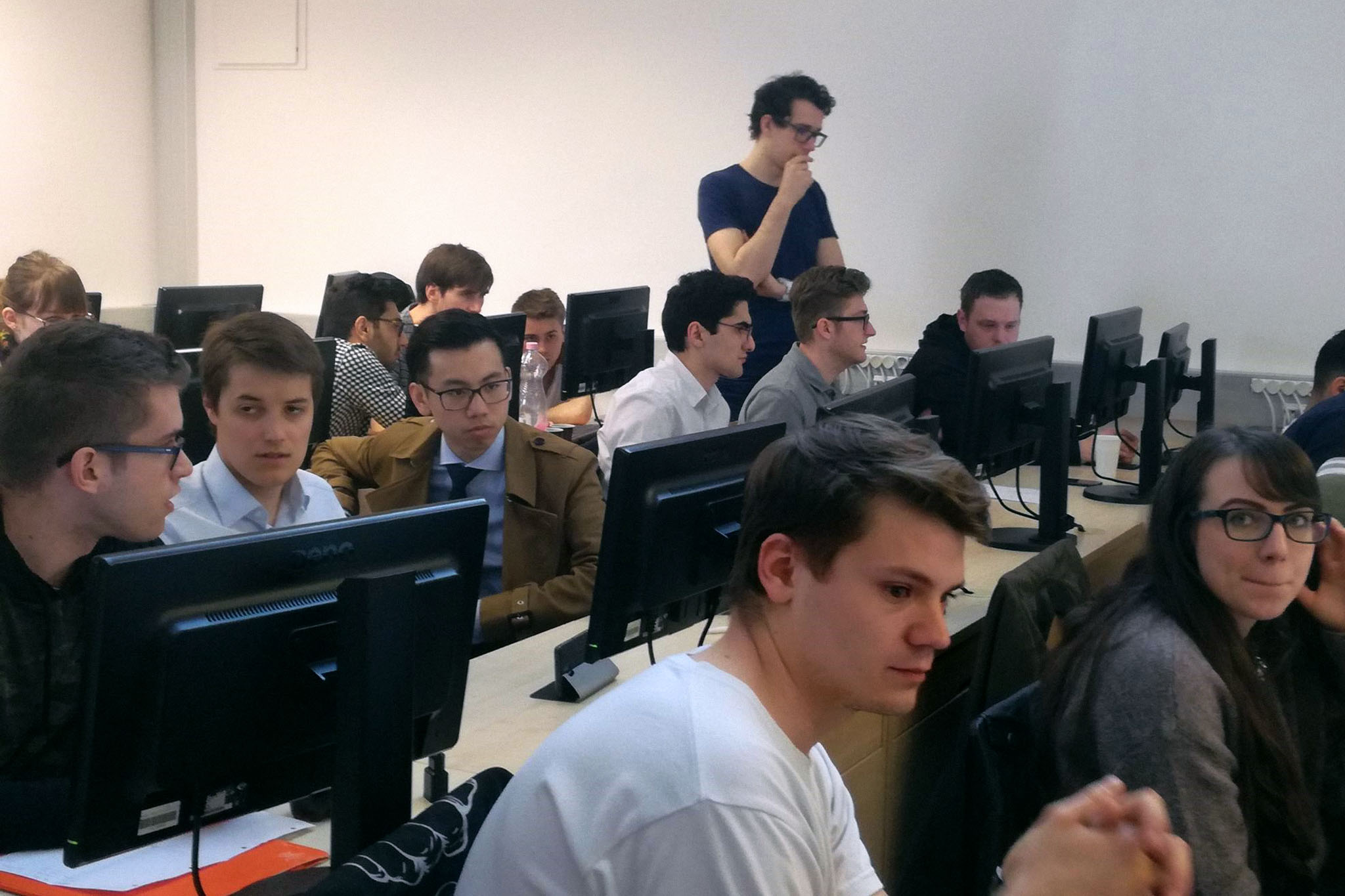 Belgian-Hungarian Business Simulation Competition